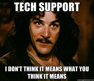 It Support Meme - pin by weird master on technical support pinterest