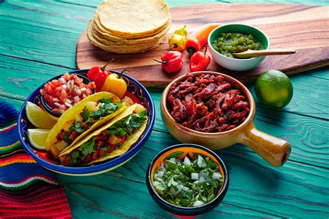traditional cuisine of the traditional cuisine of mexico food and drinks