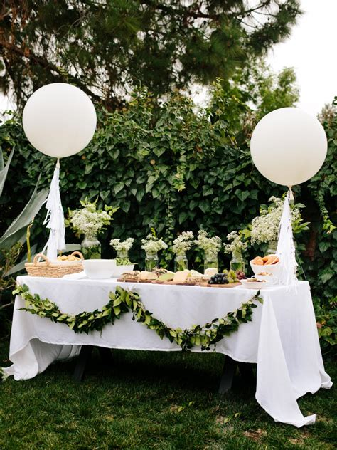 white baby shower ideas the best baby girl shower ideas pictures tips