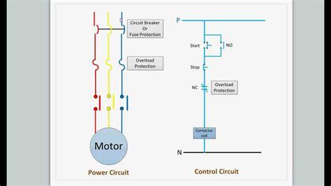 Circuit Diagram Dol Starter
