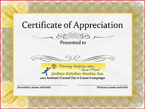free editable printable certificates professional and With certificate of appreciation for teachers template