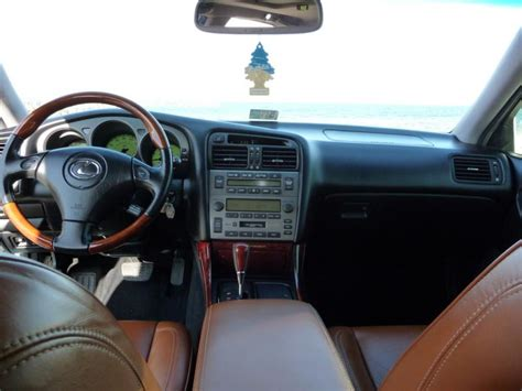 G's Home Interior Design :  2003 Lexus Gs300 Sport Design White With