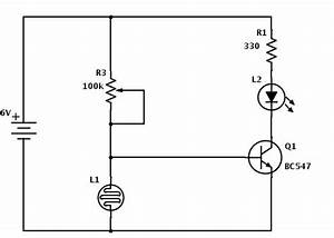 25 best ideas about ldr circuit on pinterest simple With ldr switch circuit