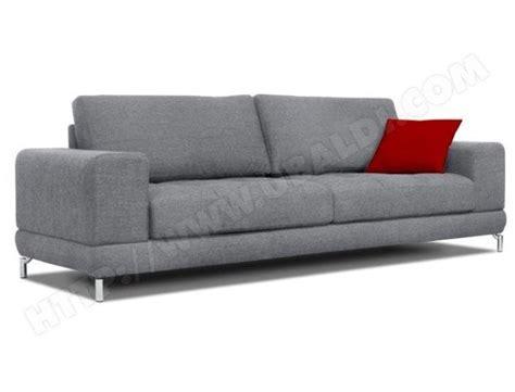 canapé 3 2 1 pas cher canapé tissu ub design 3 places gris pas cher