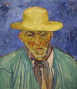 Filevincent Van Gogh Portrait Of A Peasant Wikipedia