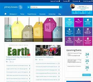 Best Intranet Home Page Designs - Homemade Ftempo