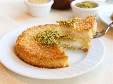 recette cuisine libanaise knafé liban recette de knafé liban marmiton