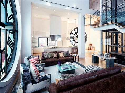20 Creative Living Rooms For Style Inspiration by 20 Creative Living Rooms For Style Inspiration