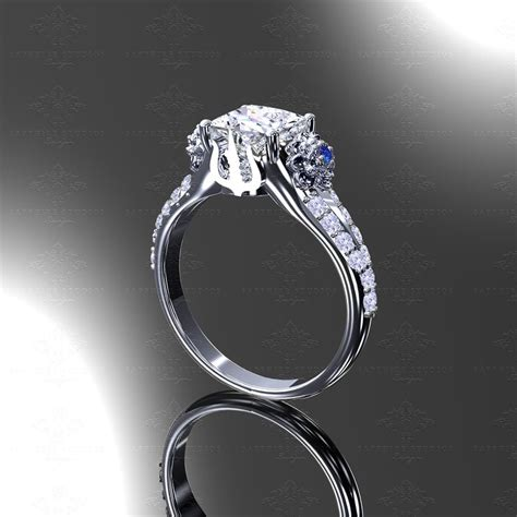 'eternal' White Gold Inspired Final Fantasy Engagement Ring. Nursing Rings. Gold Italian Rings. Queen Bee Rings. Mens Cable Wedding Engagement Rings. Ct Tw Diamond Engagement Rings. Braided Rings. Disc Rings. Pure Tungsten Engagement Rings