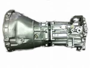 Rebuilt 86 U 4cyl 4wd 5spd Transmission