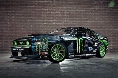 Mustang Monster Ford Drift Formula Gt Rtr