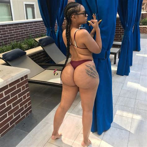 Ebony Model Phfame Nude And Hot Photos Huge Ass Alert