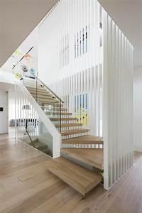 escalier design pour une deco d39interieur moderne e en 75 With idee deco pour escalier