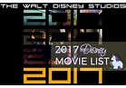 2017 List of Disney Movies with Trailers and Photos