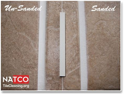 Unsanded Tile Grout Colors by Bright White Sanded And Unsanded Grout Colors Sanded Vs