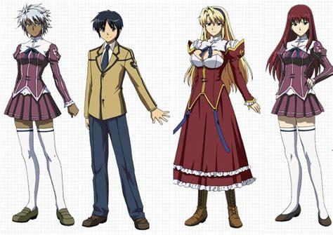 freezing anime character winter 2011 anime tv series comtrya sugoi
