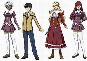 Winter 2011 Anime TV Series - Comtrya Sugoi