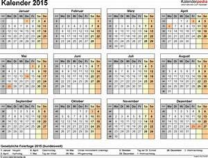 Jahresübersicht 2015 Din A3 - kalendaryo HD
