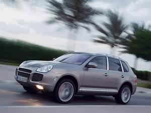 2006 Porsche Cayenne Turbo S History, Pictures, Value