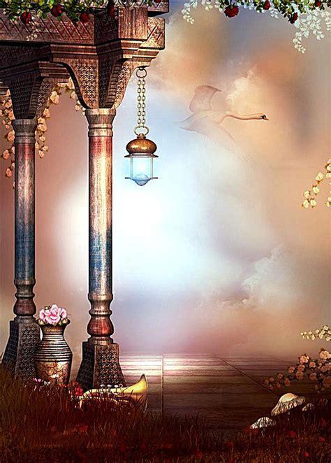 fantasy fairy tale beautiful background