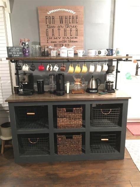 Home Bar Merchandise by Eddie 3 Coffee Bar Free Shipping Etsy Salon Swag In
