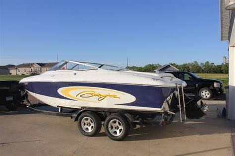 Open Bow Baja Boats For Sale by Baja 212 Islander Open Bow 2001 For Sale For 19 990