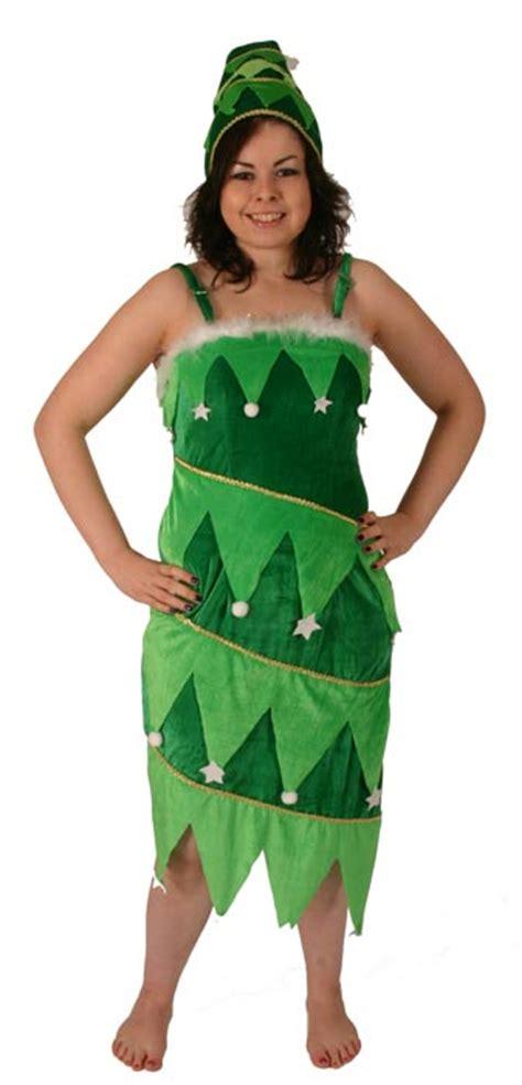 christmas tree costumes for men women kids parties