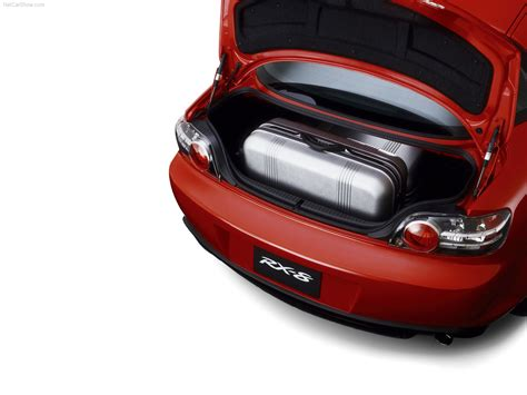Mazda RX-8 picture # 144 of 167, Boot / Trunk, MY 2003 ...