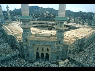 Ke Masjid Walau Jauh tiga masjid utama umat islam saikan walau hanya satu