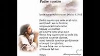 Padre Nuestro (Catecismo) - YouTube