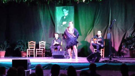 Xxxi Semana Cultural Festival Flamenco Parte 14 Youtube