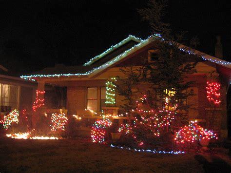 outdoor christmas lights ideas designwalls com