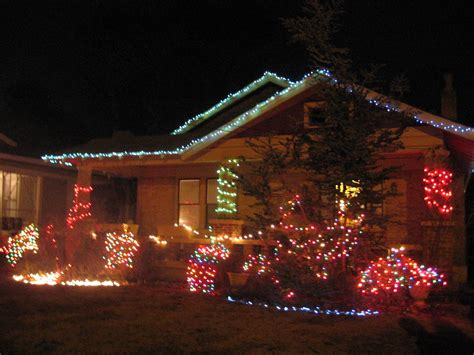 Outdoor Christmas Lights Ideas Designwallscom