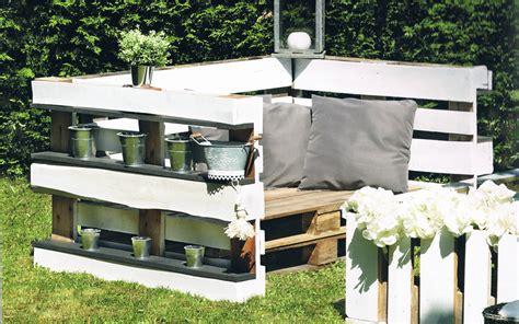 bauen aus paletten zuverl 228 ssig gartenm 246 bel aus paletten selber bauen