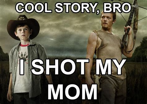 Walking Dead Memes - 40 of the best walking dead memes from season 3 from