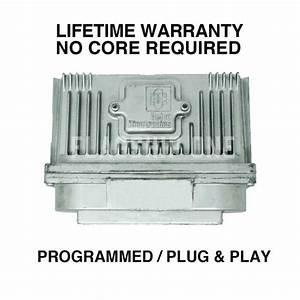 Engine Computer Programmed Plug U0026play 1996 Oldsmobile