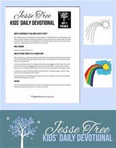 Daily devotional Advent and Trees on Pinterest