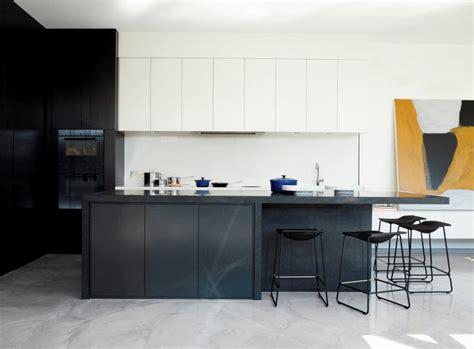 時尚大勢的黑色廚房31例-設計家 Searchome