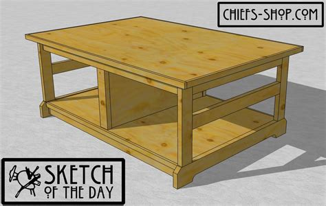 How To Build Garage Cabinets Easy by Workbench Chief S Shop