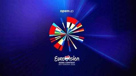 Así es el logo de Eurovisión 2020