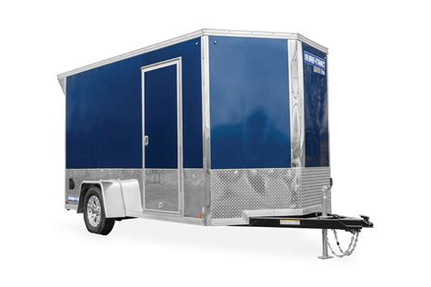 omc omc     aluminum open motorcycle trailer