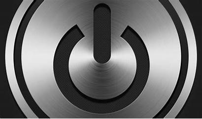 Button Animated Power Photoshop Simple Gifs Iceflowstudios