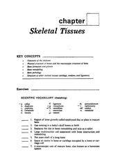skeletal system lesson plans worksheets lesson planet