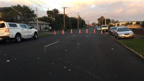Driver Killed In Police Chase Car Crash In New Plymouth