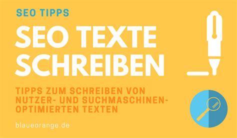 Seo Tipp Guten Seo Text Erstellen Aber Wie?