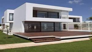 Modern, Minimalist, Home, Design, Minimalist, House, Design