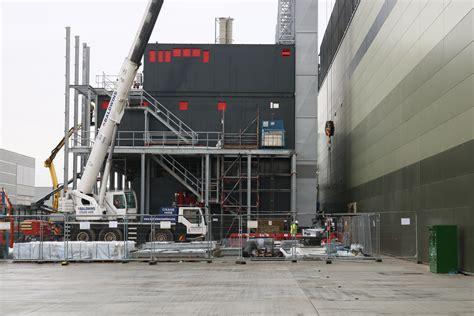 japans ntt  completes shell   london data center dcd