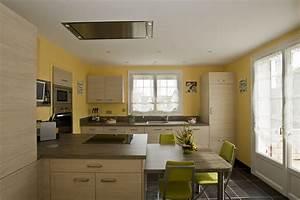 Beautiful cuisine couleur moutarde photos seiunkelus for Beautiful les couleurs tendance pour un salon 2 cuisines bicolores quelles couleurs choisir cuisines