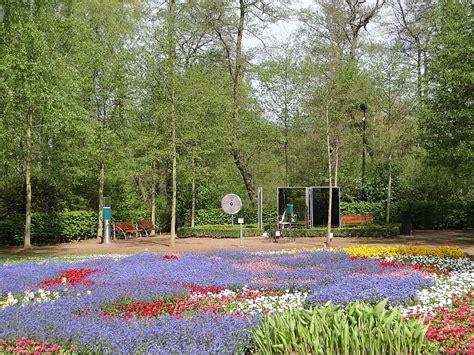 Garten Der Sinne Im Kurpark Bad Bevensen  Bad Bevensen