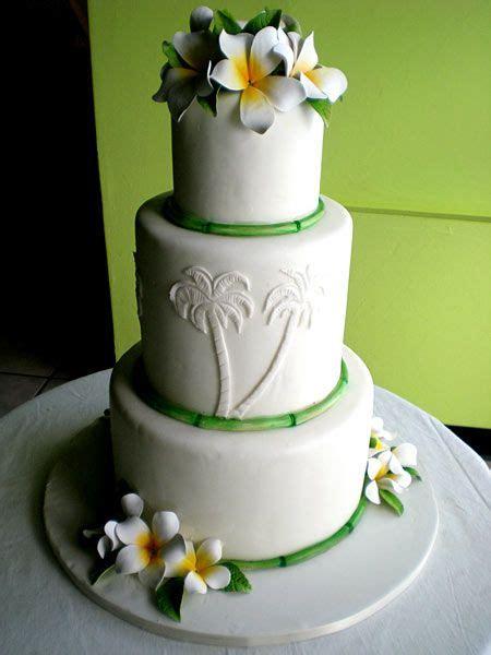palm tree cakes ideas  pinterest hawaiian